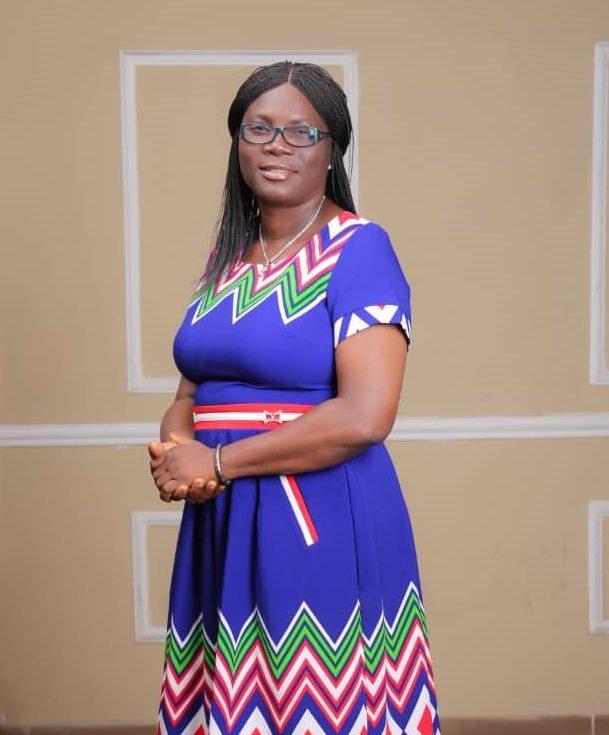 Faith and Grace Church Pastor Mrs. Olayemi Oluleye